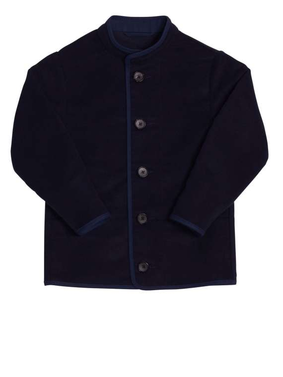 Janker Kids Cotton Navy